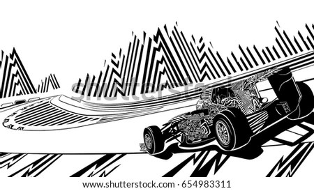 Car Drawing Stock Images, Royalty-Free Images & Vectors