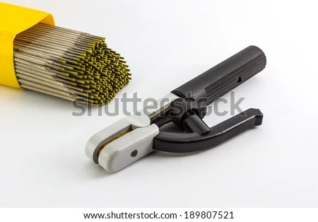 Welding Electrode Stock Images, Royalty