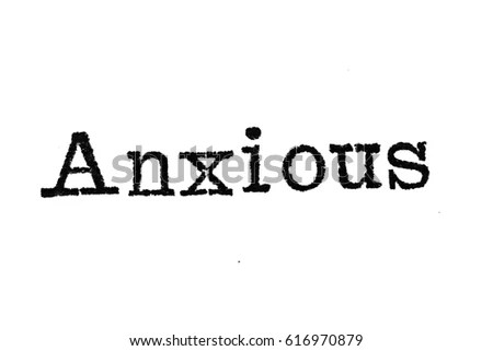Anxious Stock Images, Royalty-Free Images & Vectors