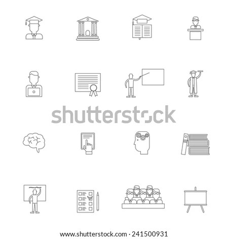 Classroom Icon Stock Images, Royalty-Free Images & Vectors