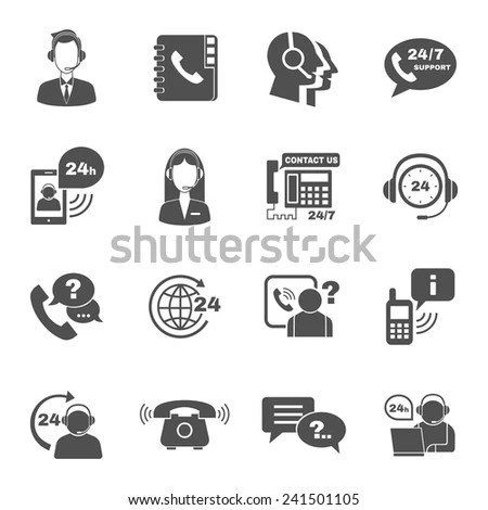 Cyberbullying Vector Icons Set Stock Vector 250402507