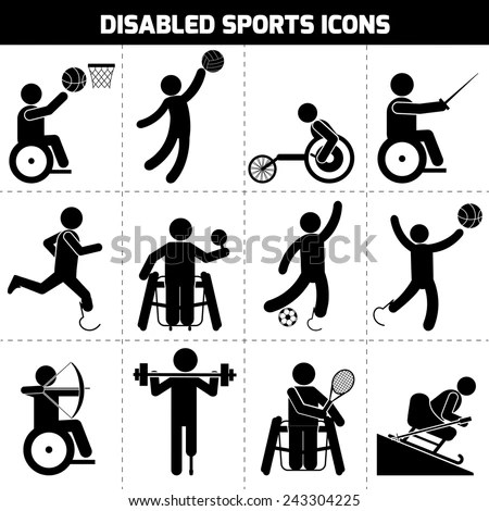 Disability Sport Stock Images, Royalty-Free Images