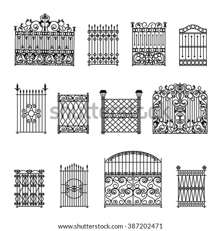 Gate Stock Images, Royalty-Free Images & Vectors