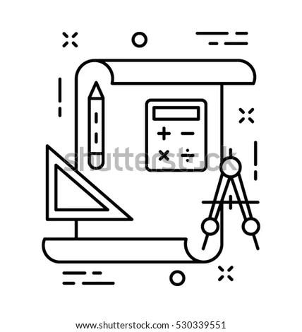 Drafting Stock Images, Royalty-Free Images & Vectors