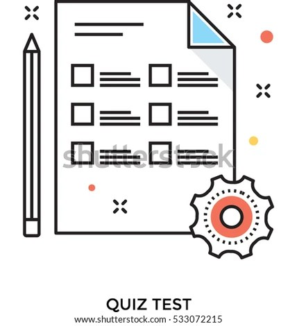 Quiz Test Stock Images, Royalty-Free Images & Vectors