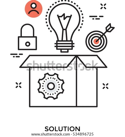 Solution Icon Stock Images, Royalty-Free Images & Vectors