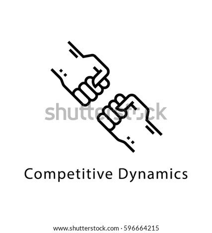 Vector Icon Style Illustration Graphic Elements Stock