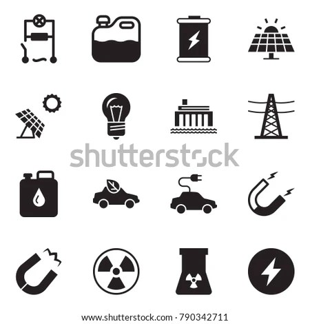 Steel Industry Icons Stock Images, Royalty-Free Images
