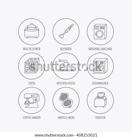Vector Collection Plumbing Icons Plumbing Handyman Stock
