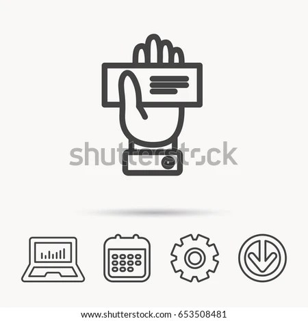 Voucher Icon Stock Images, Royalty-Free Images & Vectors