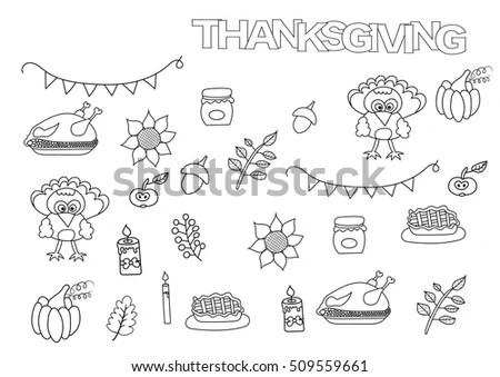 Mid Autumn Festival Vector Icon Set Stock Vector 478716073