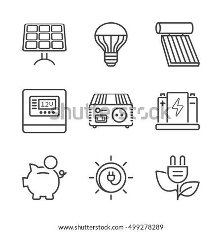 Solar Battery Stock Images, Royalty-Free Images & Vectors