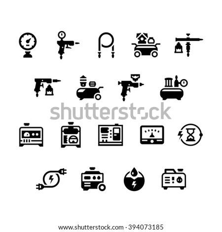 Reciprocating Gas Pressor System Diagrams, Reciprocating