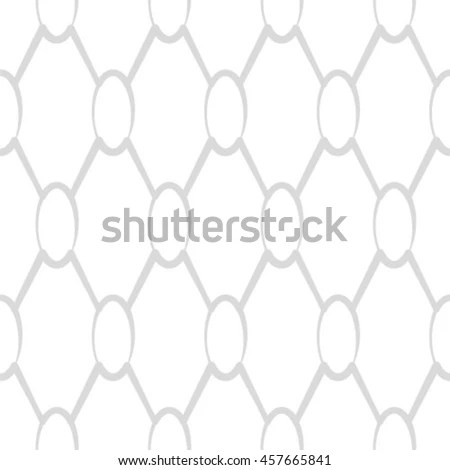 Empty Flow Chart Diagram Circles Connecting Stock Vector