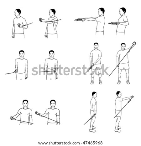 Exercises For Seniors: Rom Exercises For Seniors