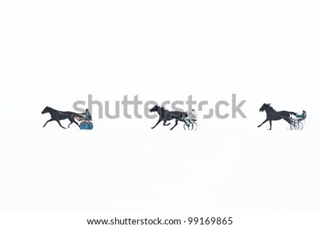 Harness Racing Stock Images, Royalty-Free Images & Vectors