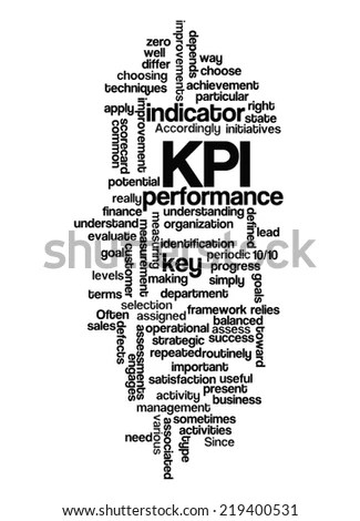 Ecology Environmental Poster Made Words Shape Stock Vector