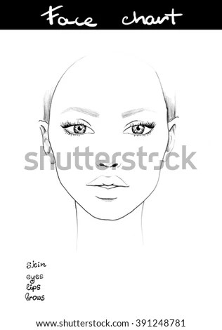 Skin Tone Chart Stock Images, Royalty-Free Images