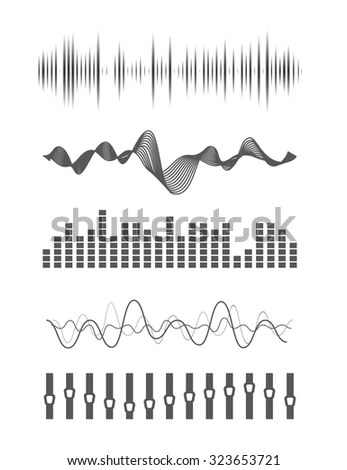 Wave Form Stock Images, Royalty-Free Images & Vectors
