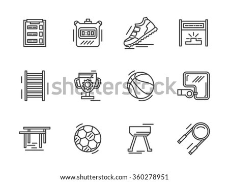 Spotless Series Hand Drawn Soccer Icon Stock Vector