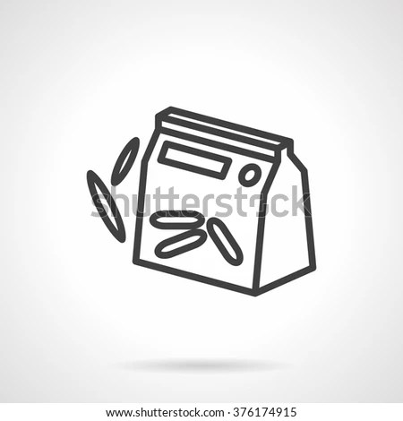 Round Blue Flat Vector Icon White Stock Vector 266434991