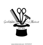 """""""gents hair"""" stock royalty-free"""