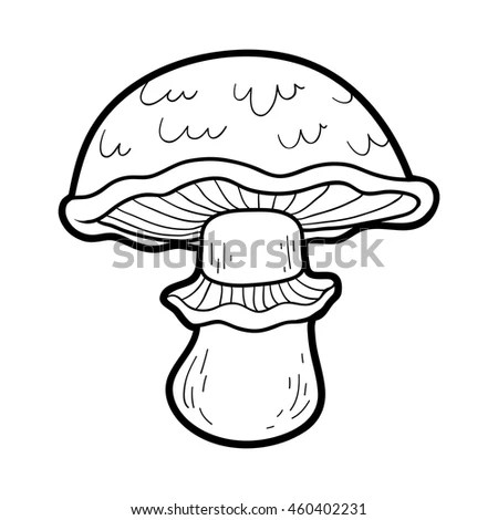 Doodle Style Santa Hat Sleeping Cap Stock Vector 90328135