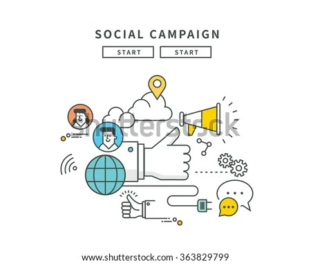 Campaign Stock Images, Royalty-Free Images & Vectors