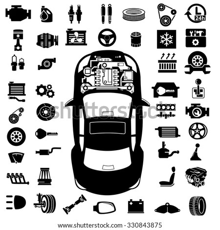 Automotive Stock Images, Royalty-Free Images & Vectors
