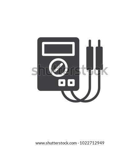 Electric Meter Icon Stock Images, Royalty-Free Images