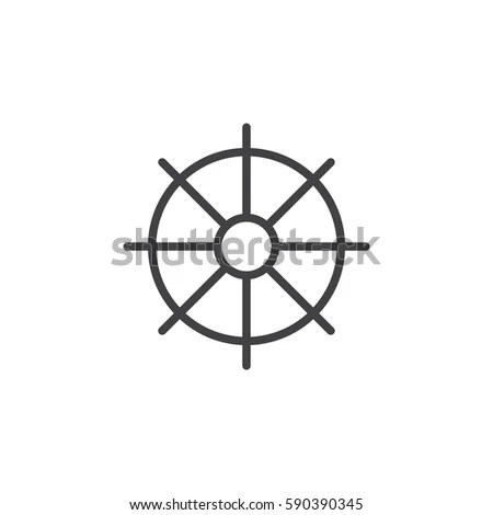 Wheel Alignment Icon Stock Images, Royalty-Free Images