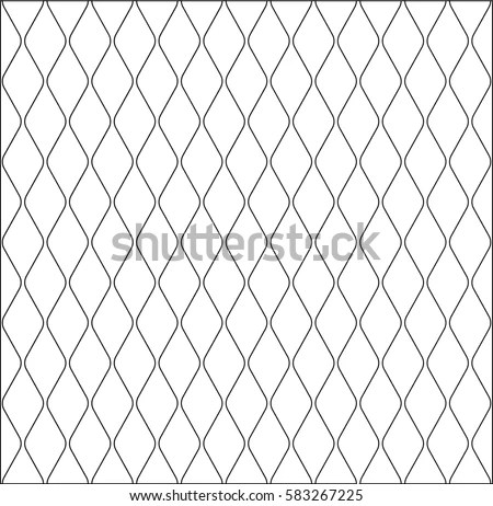Repeating Chain Link Fence White Metal Wire Mesh Or
