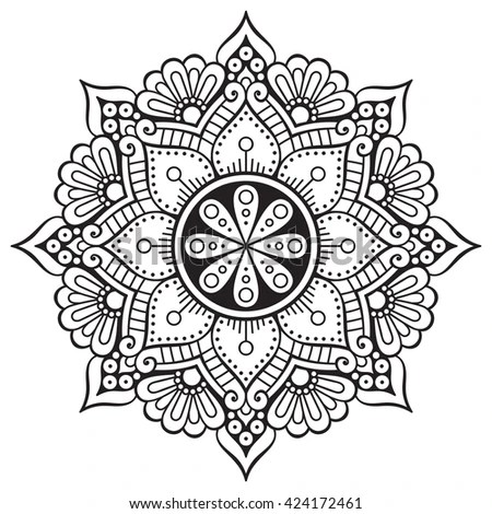 Mandala Art Stock Images, Royalty-Free Images & Vectors
