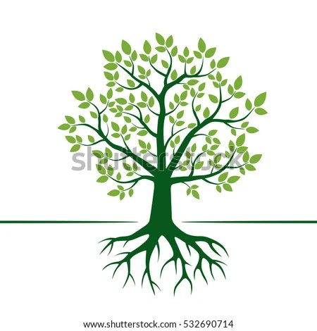 family tree diagram template valence dot green vector roots illustration stock (royalty free) 532690714 - shutterstock