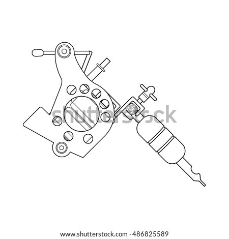 Tattoo Machine Stock Images, Royalty-Free Images & Vectors