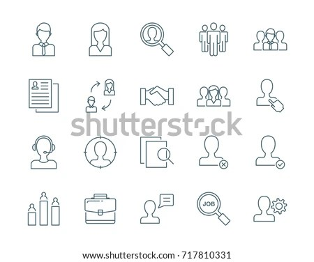 Human Resource Management Stock Images, Royalty-Free
