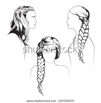 Braids Stock Photos, Royalty-Free Images & Vectors ...