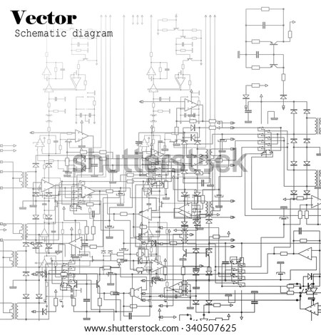 Hand Drawn Circuit Diagram Draw Circuit Diagram Wiring