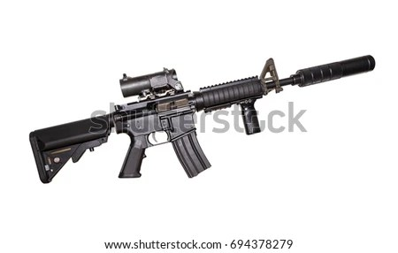 Rifle Stock Images, Royalty-Free Images & Vectors