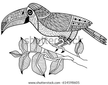 Toucan Tattoo Stock Images, Royalty-Free Images & Vectors