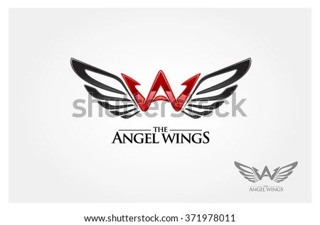 Wings Logo Stock Images, Royalty-Free Images & Vectors