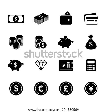 Currency Icon Stock Images, Royalty-Free Images & Vectors