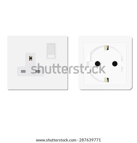 Uk Plug Stock Images, Royalty-Free Images & Vectors