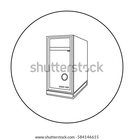 Computer Case Stock Images, Royalty-Free Images & Vectors