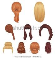 quads blond braids types