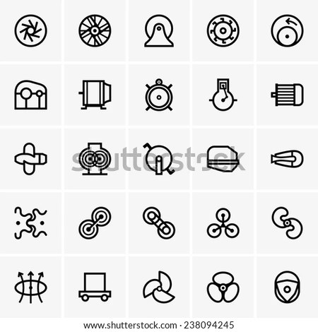 Engine Icon Stock Images, Royalty-Free Images & Vectors