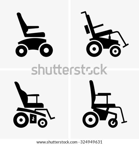 Electric Wheelchair Stock Images, Royalty-Free Images