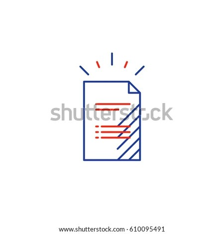 Terms And Conditions Icon Stock Images, Royalty-Free