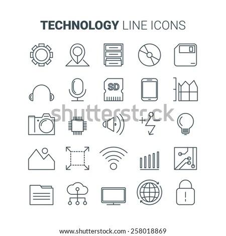 Marketing Technology Diagram Communication Diagram Wiring