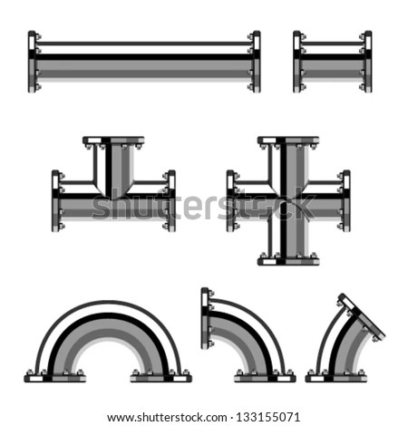 Piping Stock Images, Royalty-Free Images & Vectors